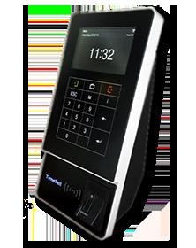 Zeiterfassungsgerät der Firma DataFox