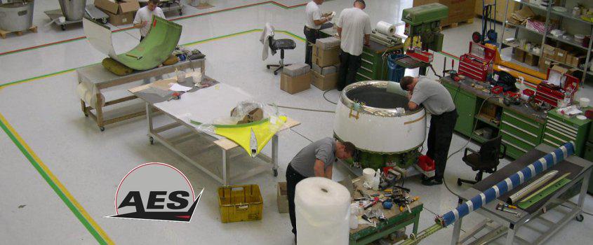Flexibilität mit TimeTell – AES Airplane-Equipment Services GmbH