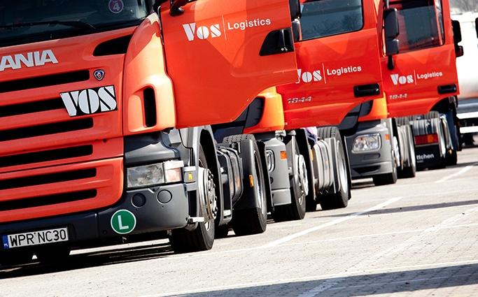 Vos Logistics – Zeiterfassung